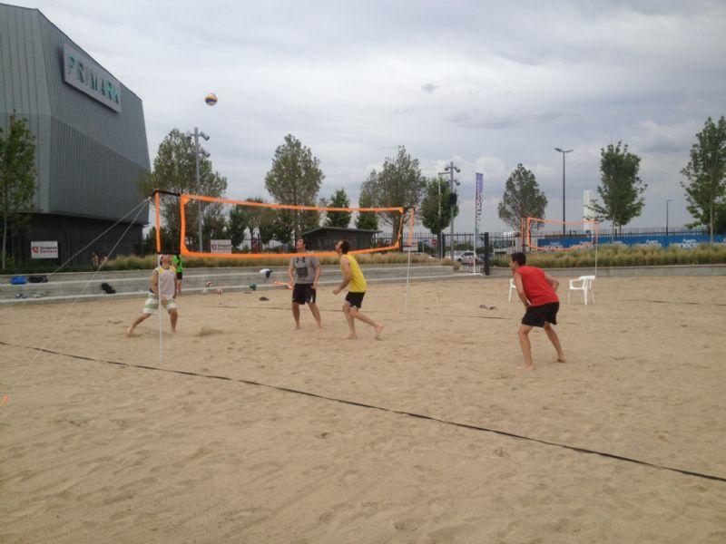 Este fin de semana, se inaugura la «playa» de Puerto Venecia