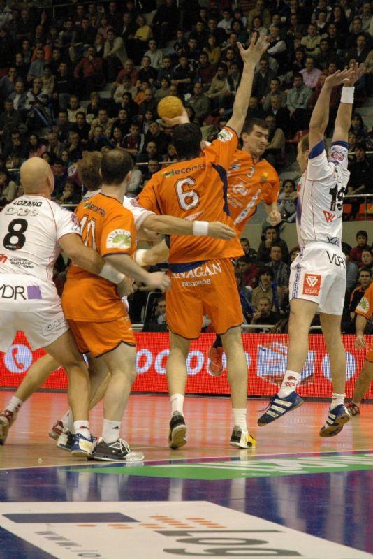 El CAI Balonmano Aragón pasa a las semifinales de la Copa EHF