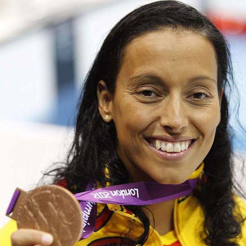 Teresa Perales se queda a un solo voto del Premio Principe de Asturias de los Deportes