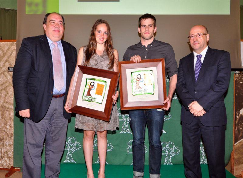 El Olivar elige a los mejores deportistas del año 2012 en su Gala del Deporte