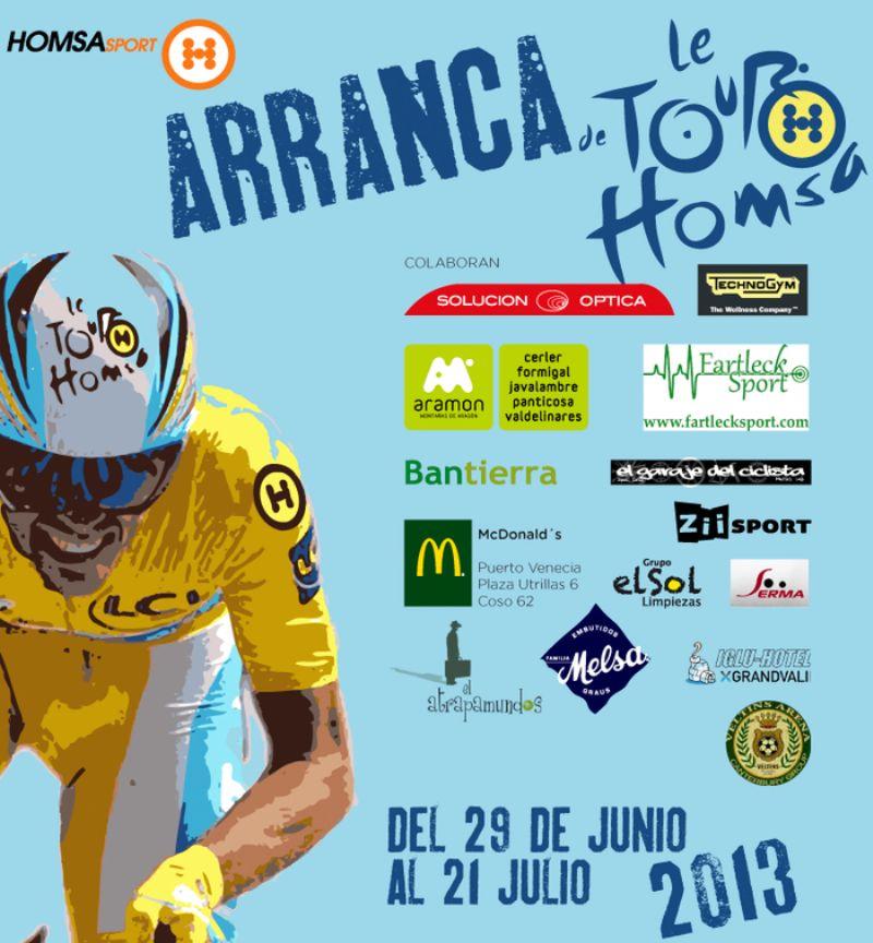 «Tour de HOMSA» 2013