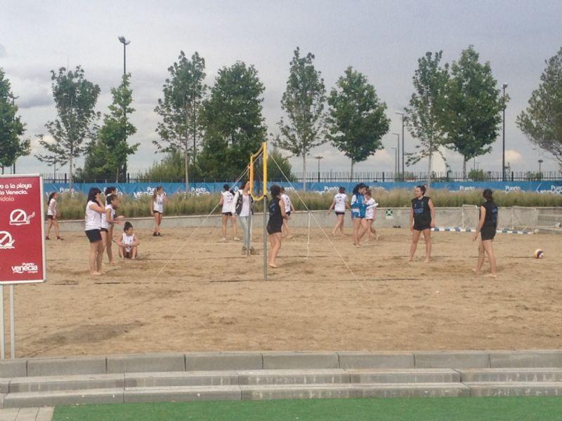 ¿Conoces la programación deportiva de Puerto Venecia en Agosto?