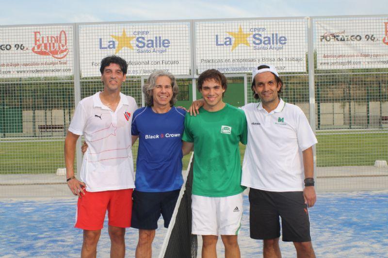 Llegan las finales del «Torneo Rodríguez» de Pádel