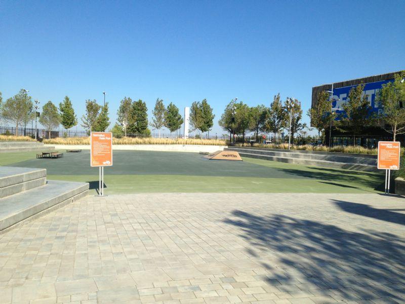 Disfruta del «Skate Park» de Puerto Venecia