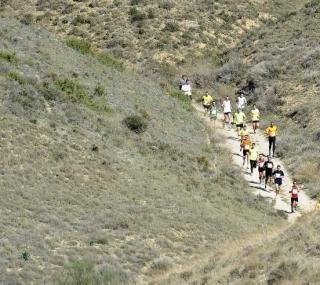 La IV Carrera del Ebro, con récord de participación.
