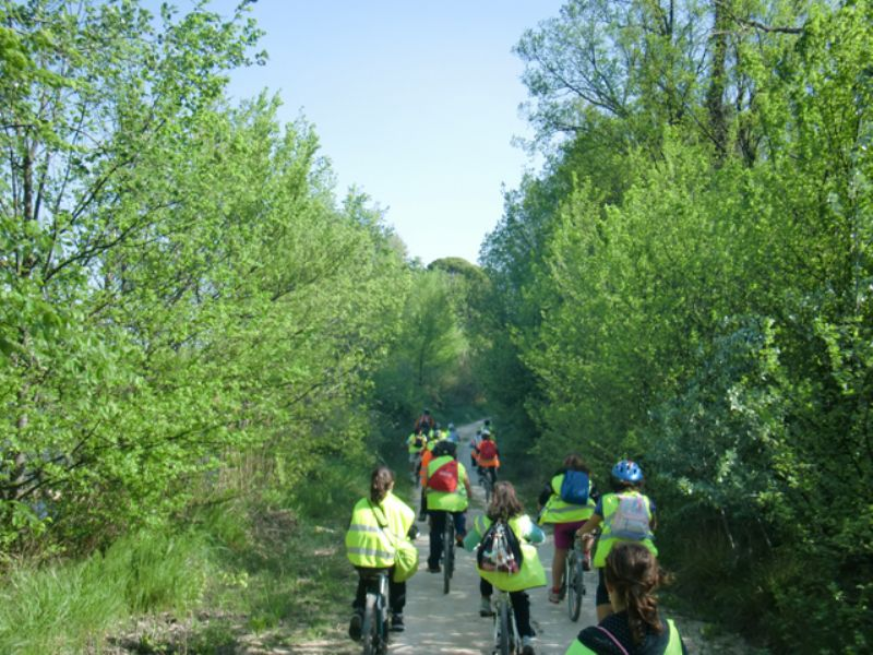 ebroNAUTAS oferta varios «turistlones» (triatlones turísticos)