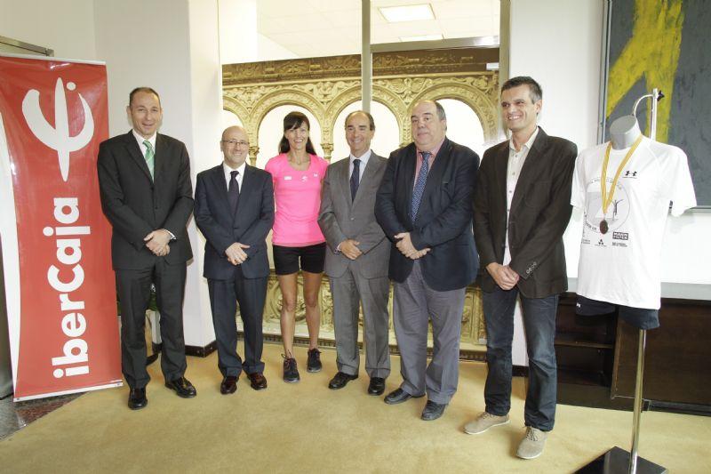 Presentada la VII Maratón Internacional de Zaragoza