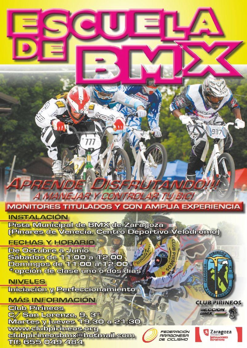 Escuela de BMX 2013-2014