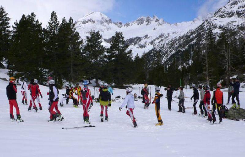 Jornadas de presentación y divulgación de la tecnificación del esquí de montaña
