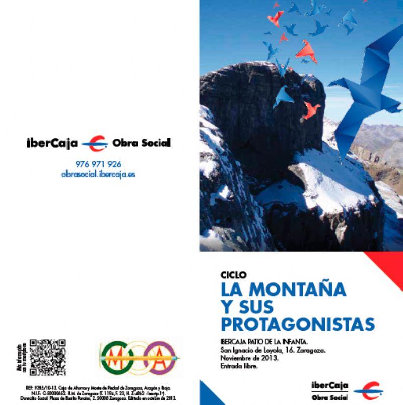 Ciclo de proyecciones «La Montaña y sus protagonistas» 2013
