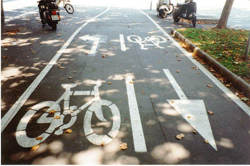 Taller de creación de itinerarios seguros en bicicleta