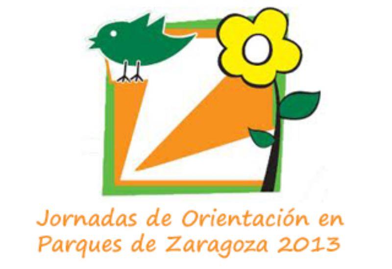Jornadas de Orientación en Parques de Zaragoza