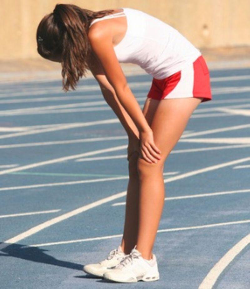 Lesiones deportivas a causa del estrés