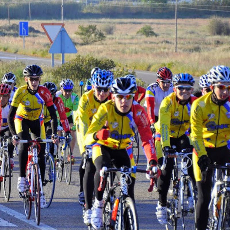 Creación de nuevo equipo ciclista categoría juvenil aragonés