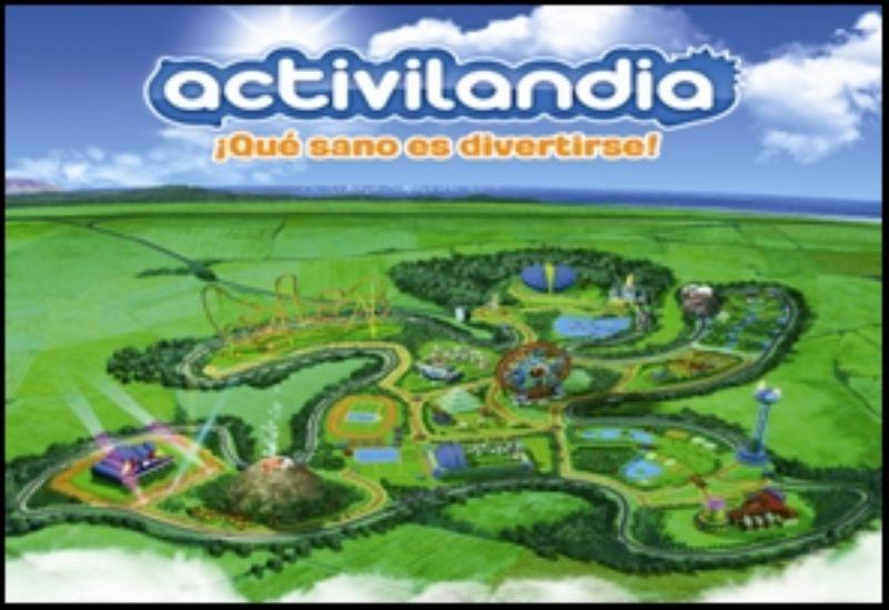 Activilandia: Aprender hábitos saludables jugando