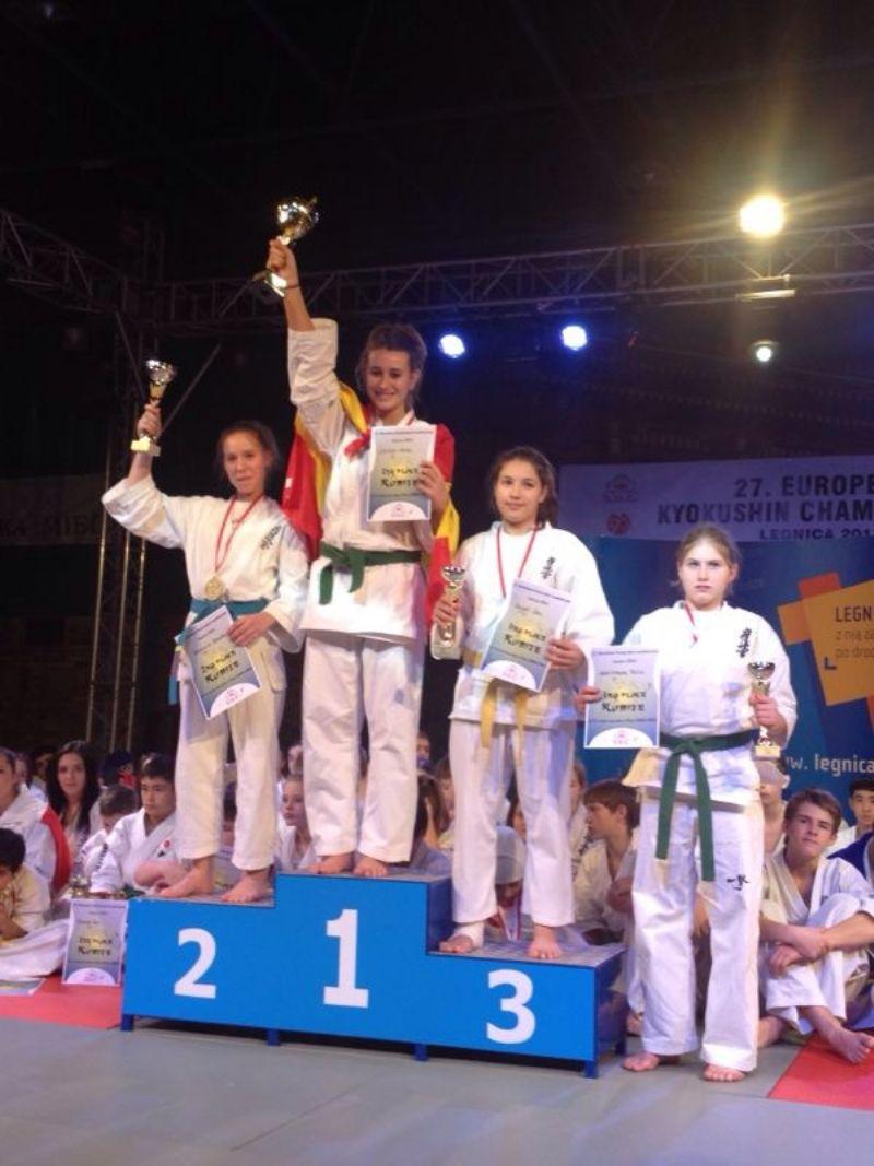 XXVII Campeonato de Europa de Kyokushin Karate KWF