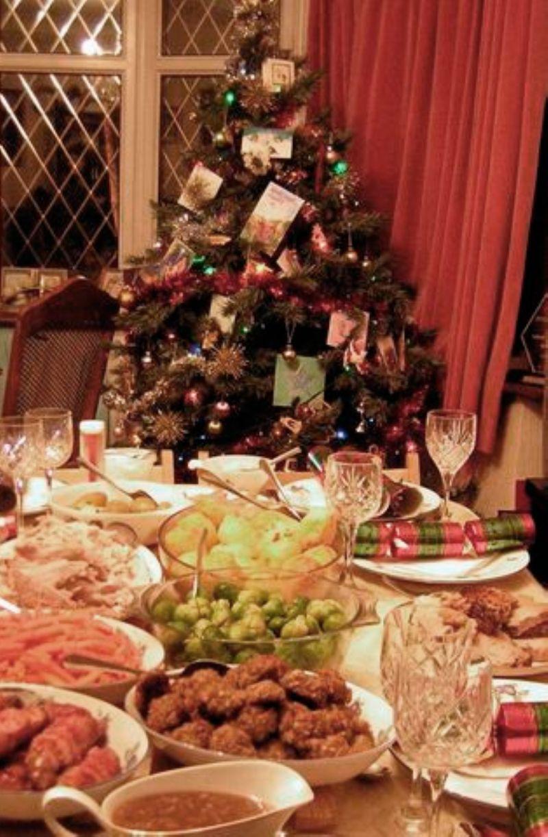 25 consejos para no ganar kilos en Navidad