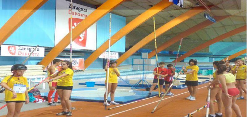 Curso de Entrenador de Pértiga en Zaragoza