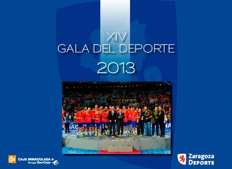 Revista de la Gala del Deporte 2013