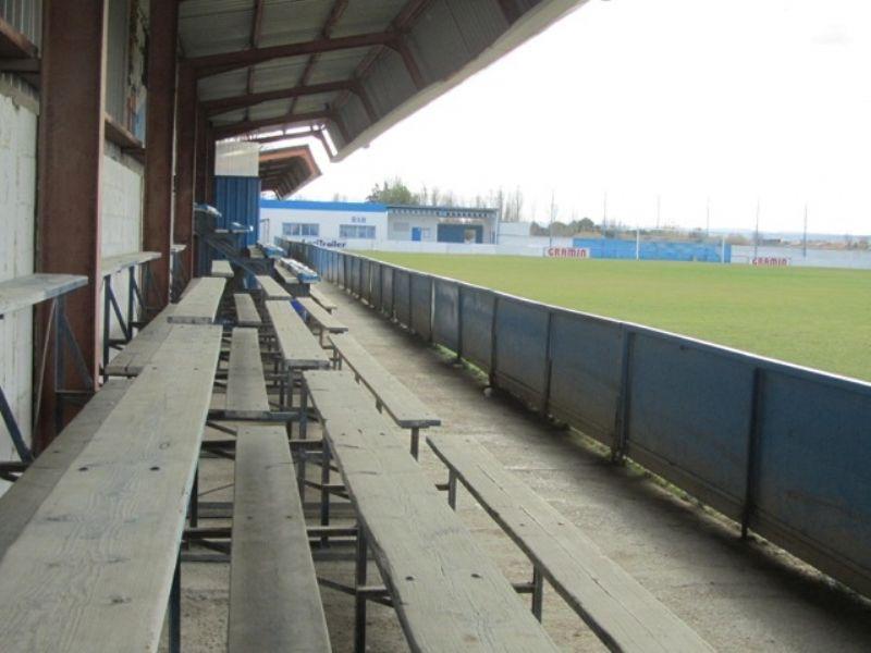 El Ayuntamiento prepara un proyecto de reforma integral del campo municipal de fútbol San Miguel en Casetas