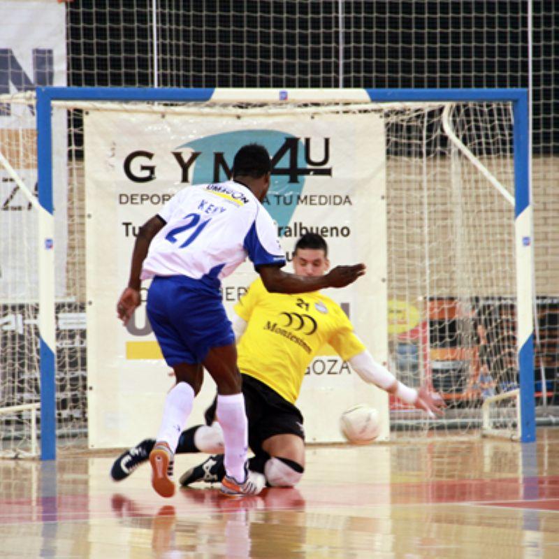 Umacon Zaragoza hace historia en la Copa del Rey