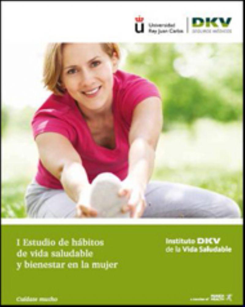 Estudio de hábitos de vida saludable y bienestar en la mujer