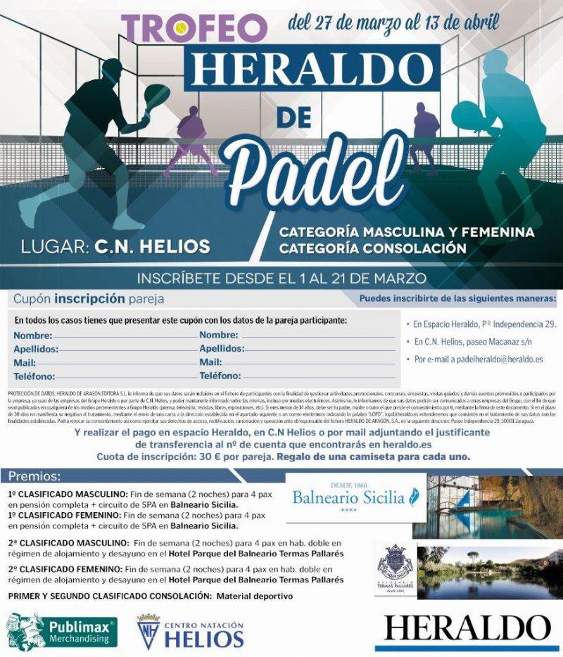Trofeo Heraldo de Pádel