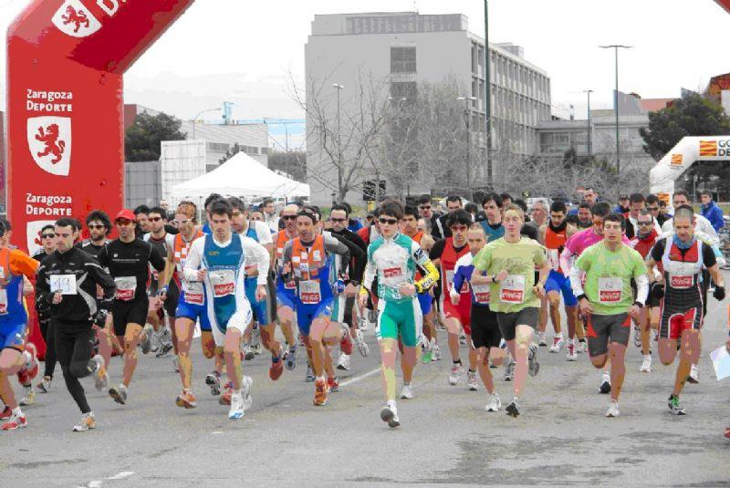 El «II Trofeo Tritón de Duatlón» se celebrará el 22 de marzo.