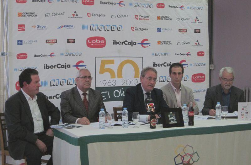 Acto de Presentación del Campeonato de España de Pelota de División de Honor