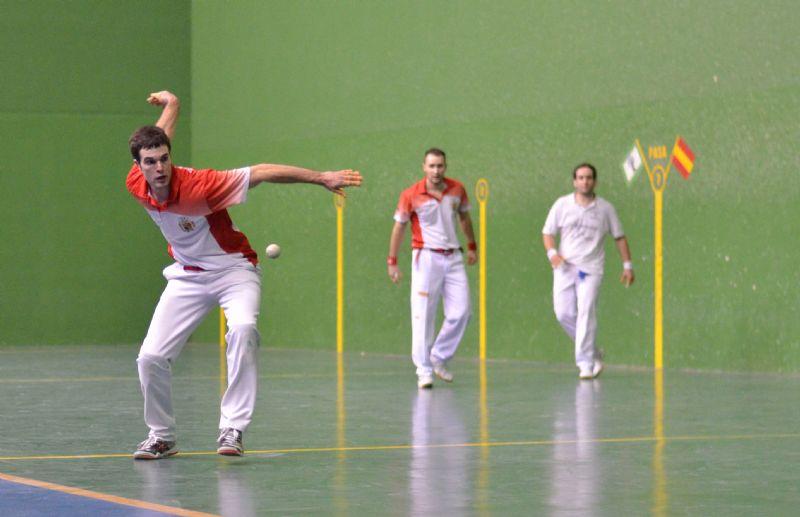 Finales del Campeonato de España de División de Honor de Pelota