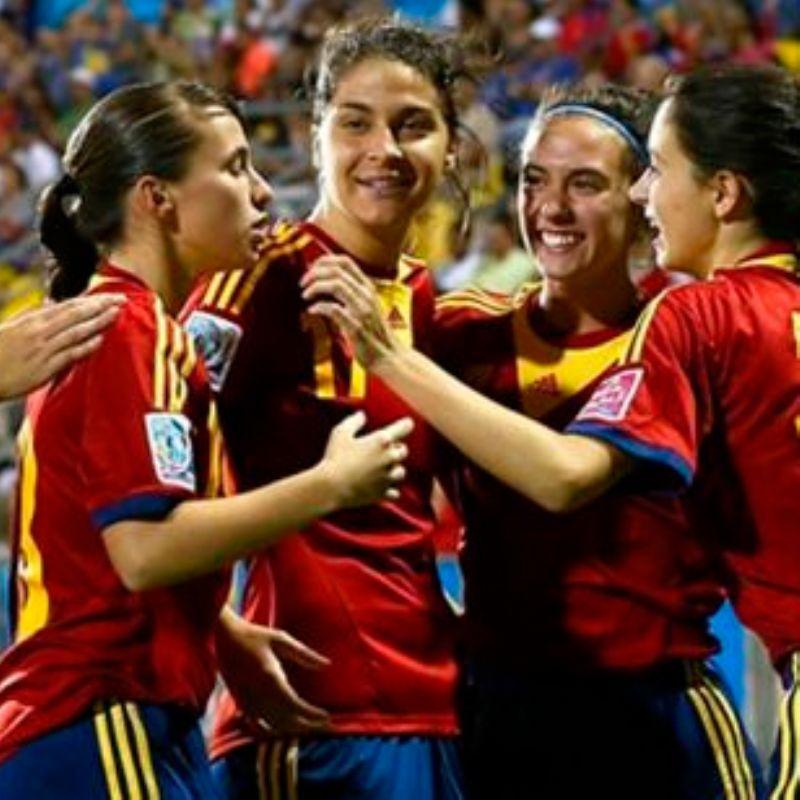 La Sub 17 femenina de fútbol hace historia y jugará la final del Mundial