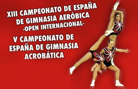 Rueda de prensa del 'XIII Campeonato de España de Aeróbic-Open Internacional' y del 'V Campeonato de España de Gimnasia Acrobática'