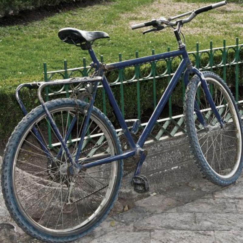 El Ayuntamiento de Zaragoza pone en marcha un programa de donación de bicicletas abandonadas