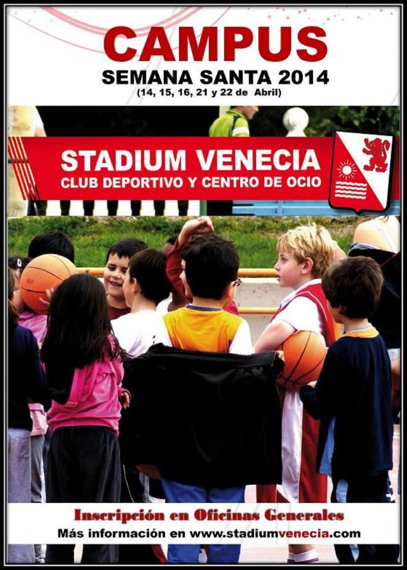 Campus de Semana Santa en Stadium Venecia
