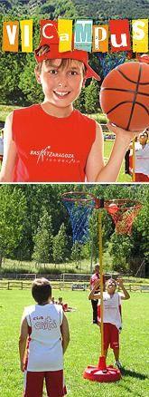 Más que basket en el VI Campus de la Fundación Basket Zaragoza