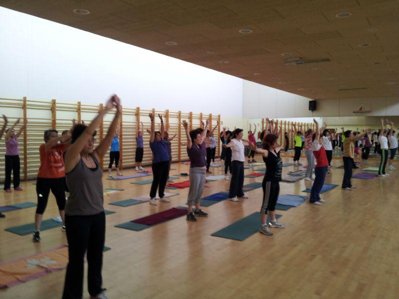 Clases Temáticas de Espalda Sana y Pilates