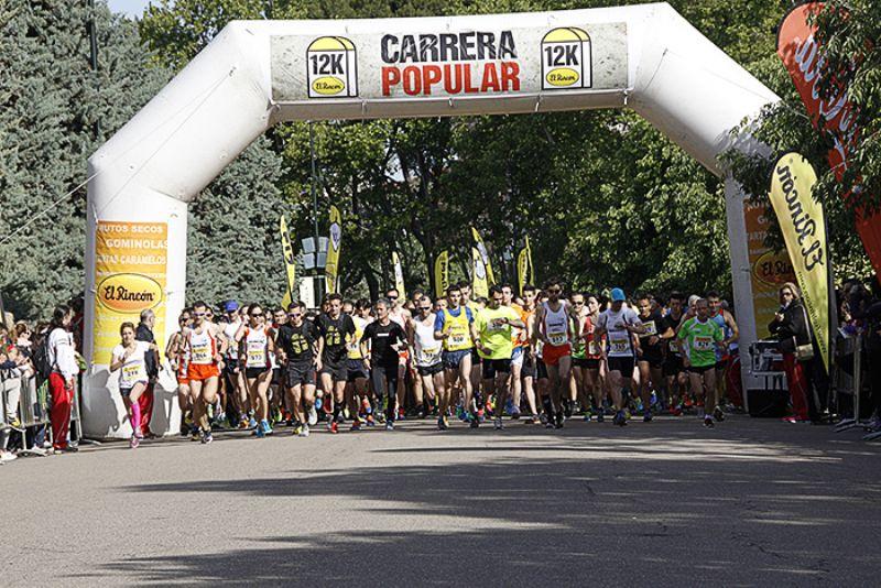 Clasificaciones y fotos de la III Carrera Popular «El Rincón»