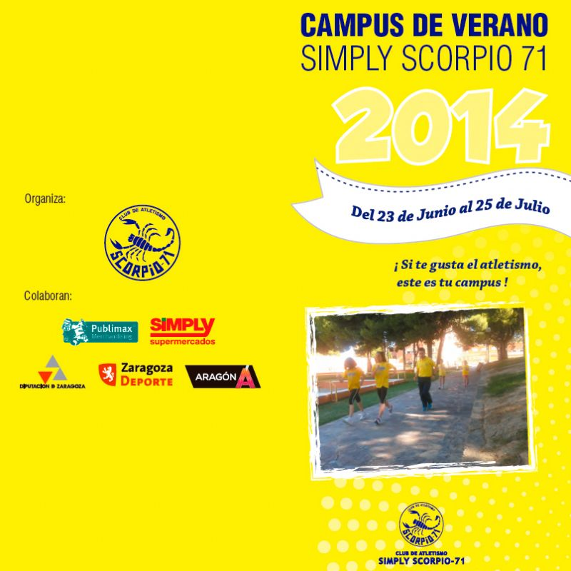 Campus Urbano de Atletismo de Simply Scorpio 71