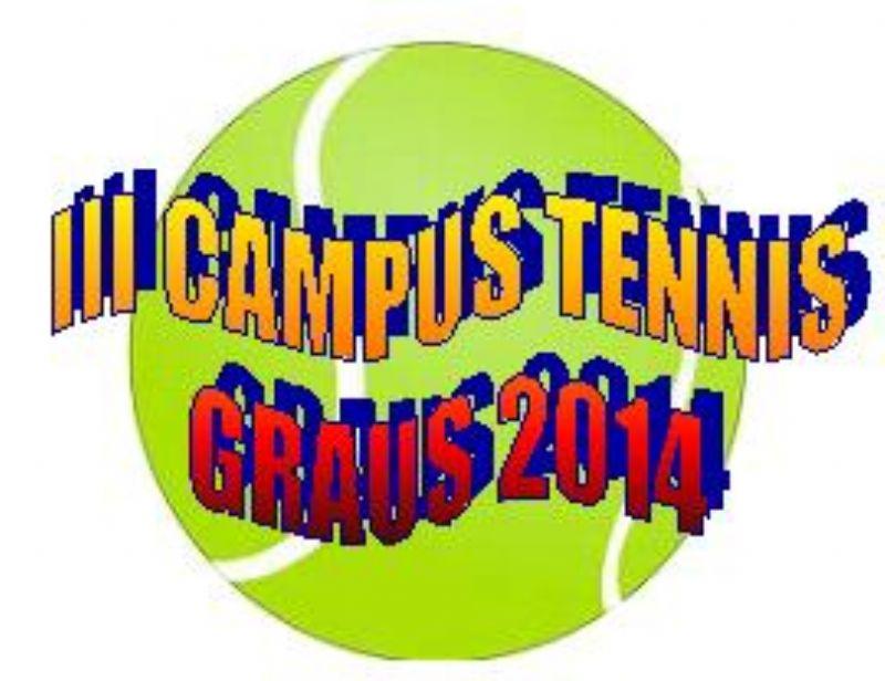 III «Campus Tennis» de la Federación Aragonesa de Tenis
