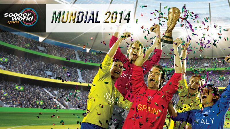 Apúntate al  Mundialito de Fútbol-5 en Soccerworld Zaragoza