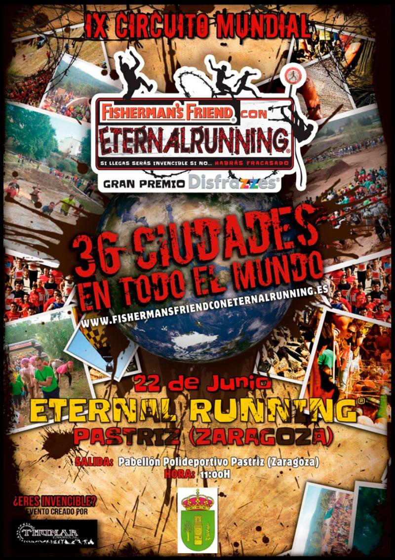 IX Circuito Mundial «Eternal Running» en Pastriz