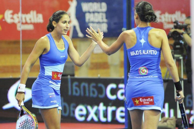 Las gemelas Sánchez Alayeto triunfan en el WPT de Badajoz