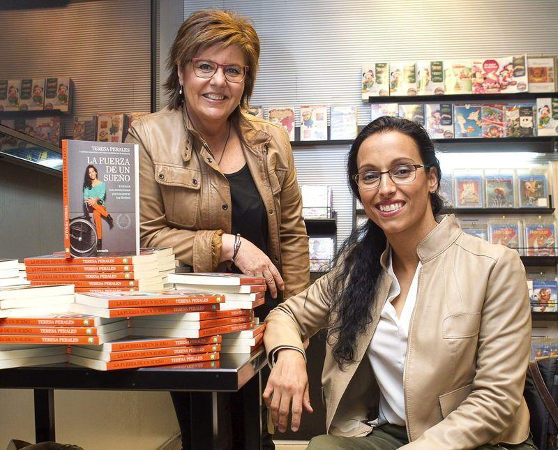 Teresa Perales: «La fuerza de los sueños es ver que todos son posibles»