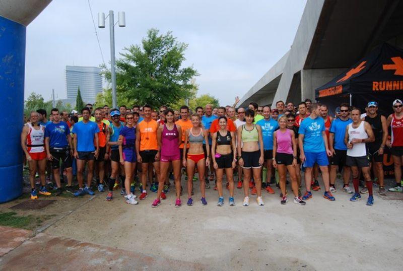 Presentadas las cinco liebres del Maratón Internacional de Zaragoza, Gran Premio Ibercaja