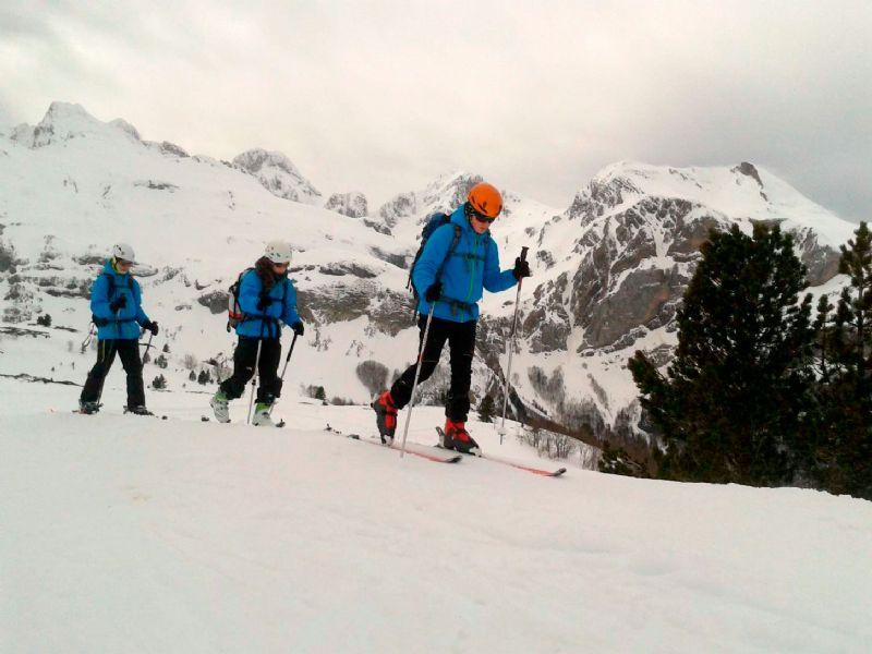 Novedades para este año del Grupo de Tecnificación de Esquí de Montaña de Aragón