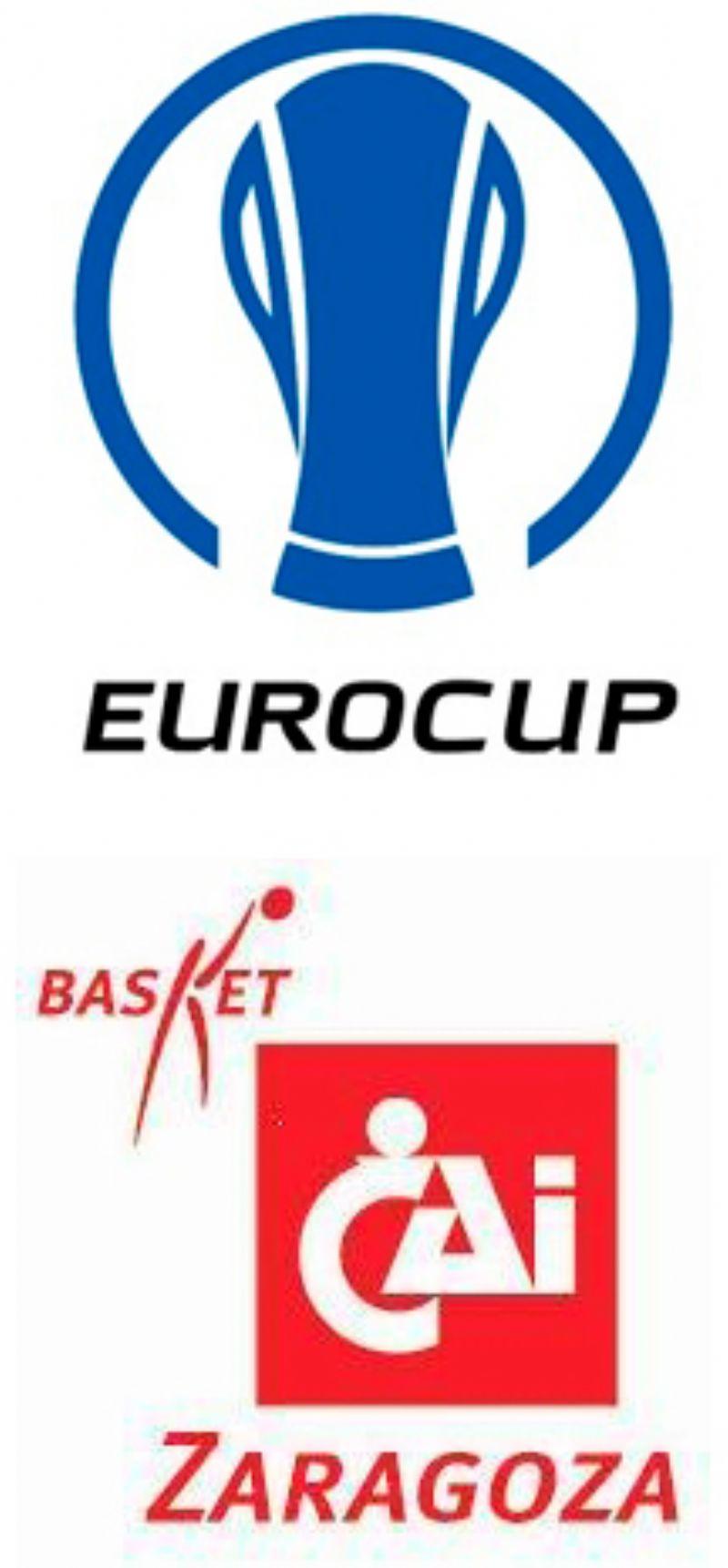 Exigente grupo para el CAI Zaragoza en su segunda Eurocup