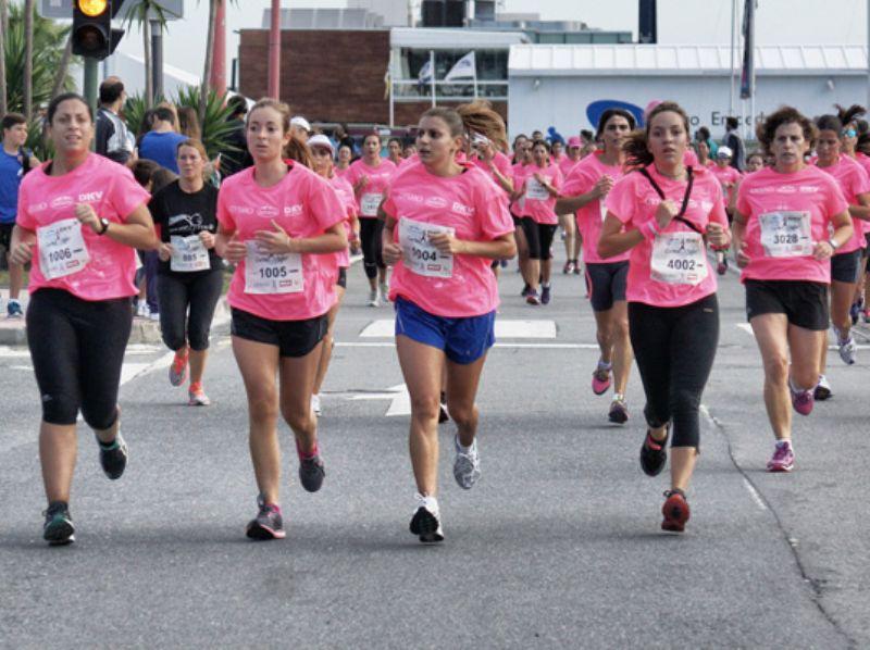 Planes de entrenamiento para la Carrera de la Mujer Zaragoza 2014