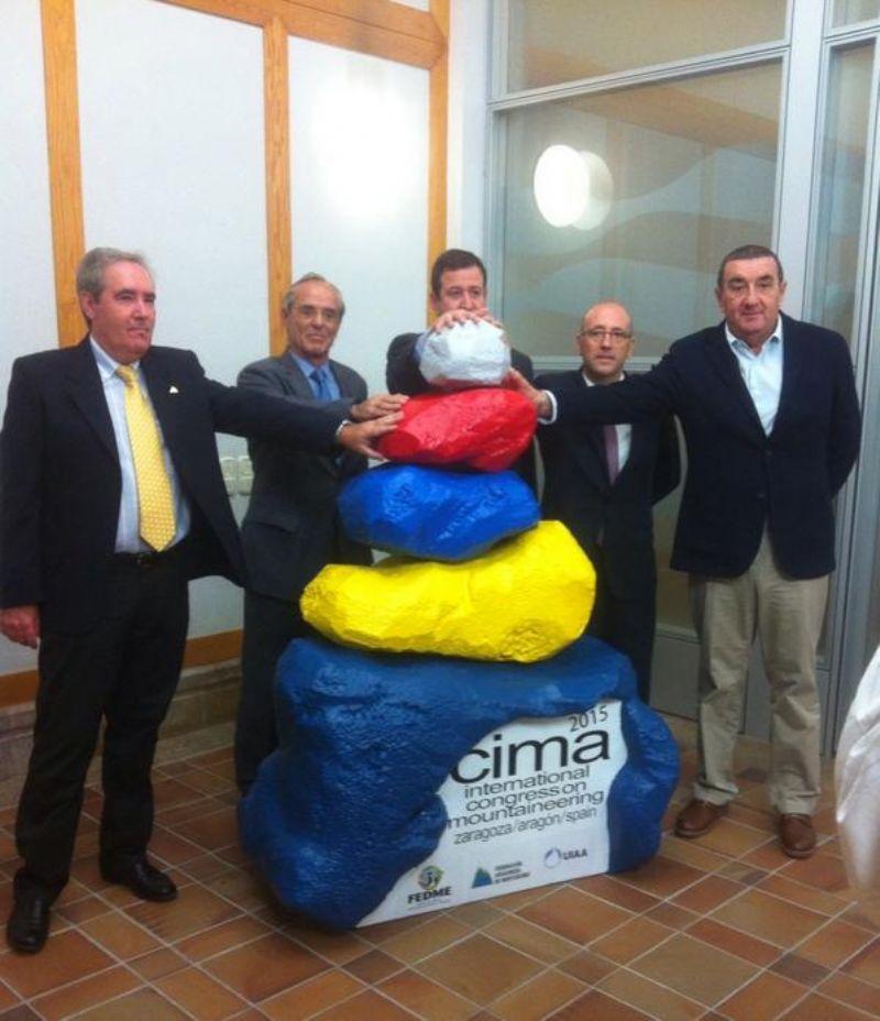 Presentado el Congreso Internacional de Montañismo CIMA 2015