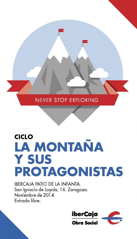 Ciclo de proyecciones «La Montaña y sus protagonistas» 2014