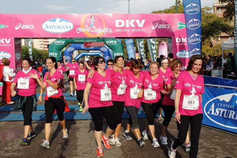 El running, beneficioso en mujeres mayores de 45 años